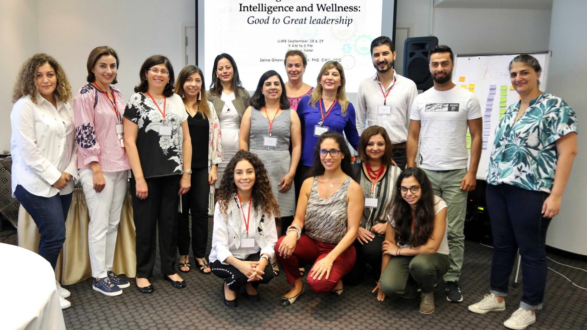 Workshop: Leading with Emotional Intelligence by Dr. Zeina Ghoussoub