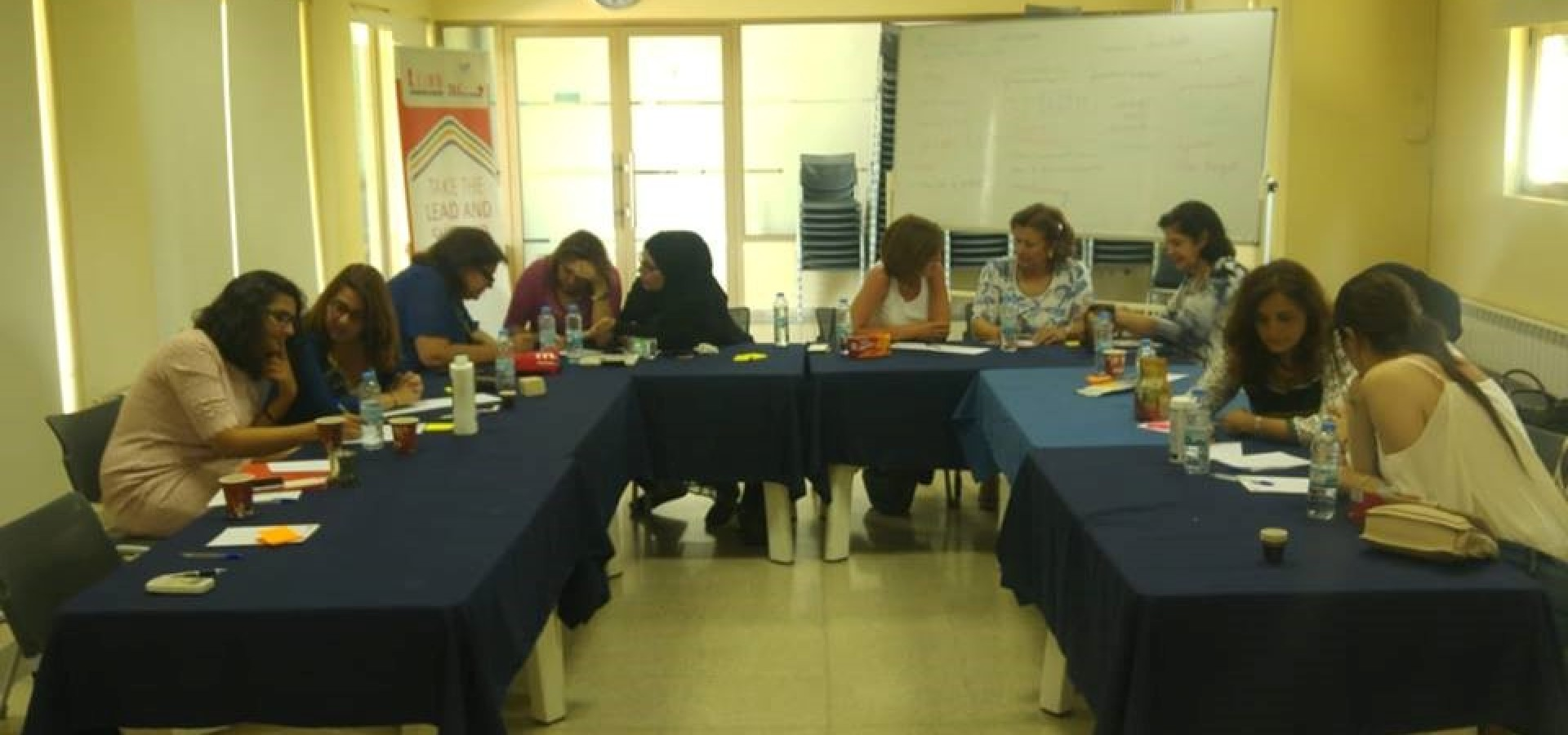 Workshop: Think Sales and Marketing - Beqaa Chapter