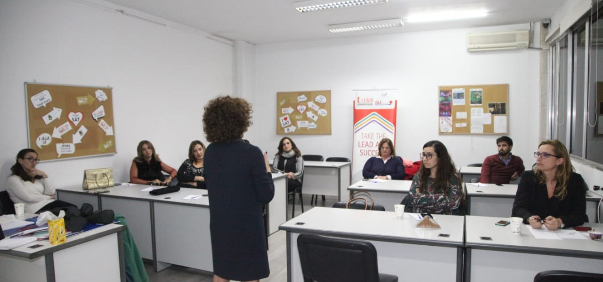 Workshop: Legalities of Setting-up a Business - Beqaa Chapter