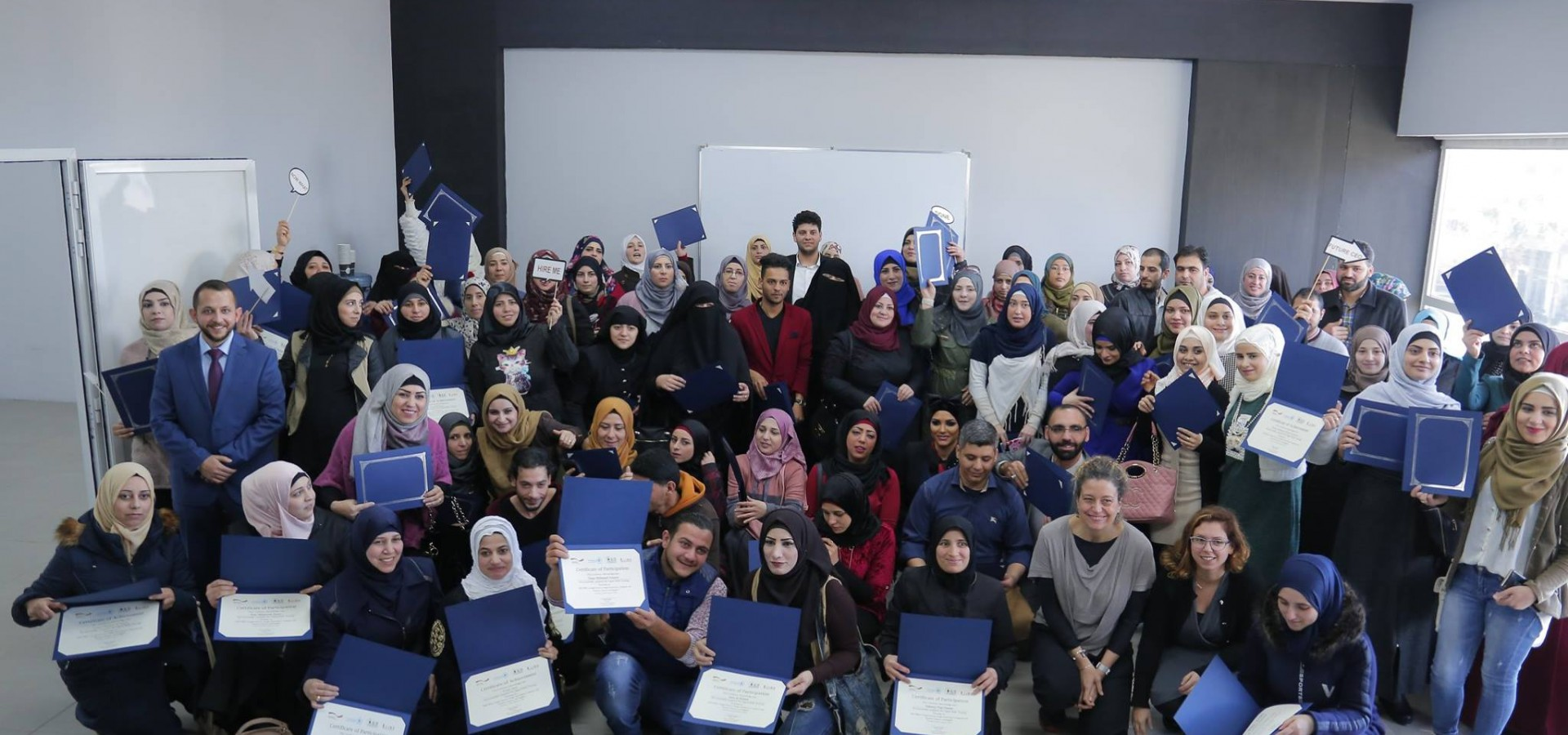 Digital Skills Training Program: Graduation