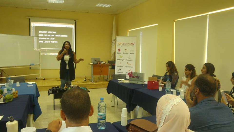 Training Workshop: Mobile Photography for Ad Creation - Beqaa Chapter
